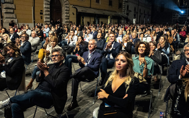 Tre serate sold out per la prima edizione dell'umbria Cinema Festival